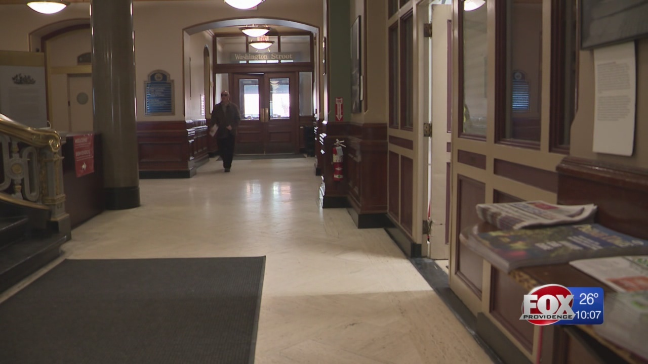 Providence Council Committee approves metal detectors at City Hall