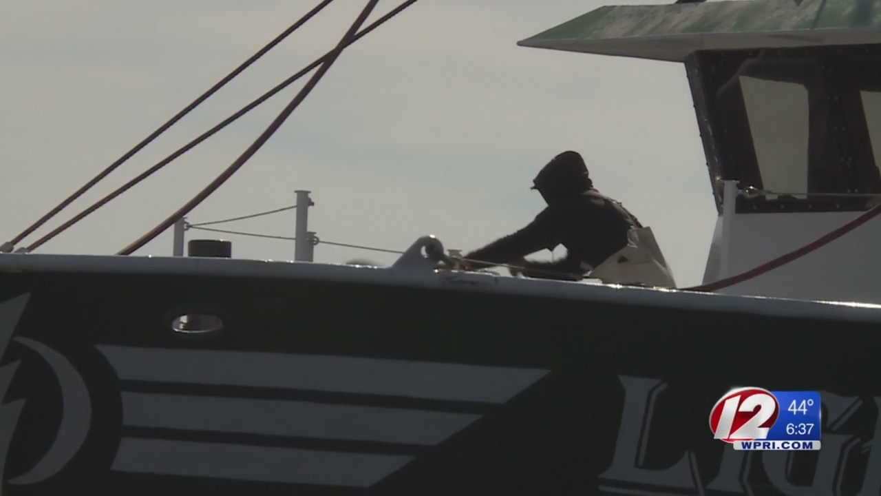 RI Fishermen's Alliance President says Vineyard Wind project will impact calamari industry