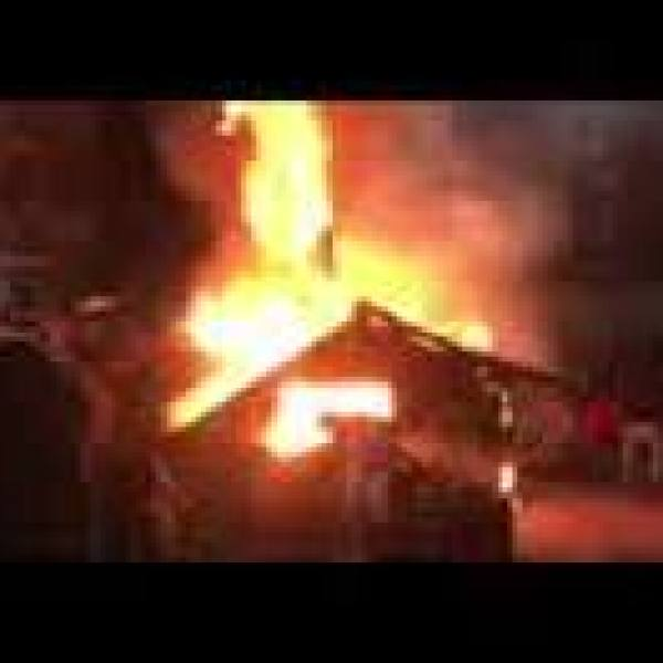 VIDEO NOW: URI Fires