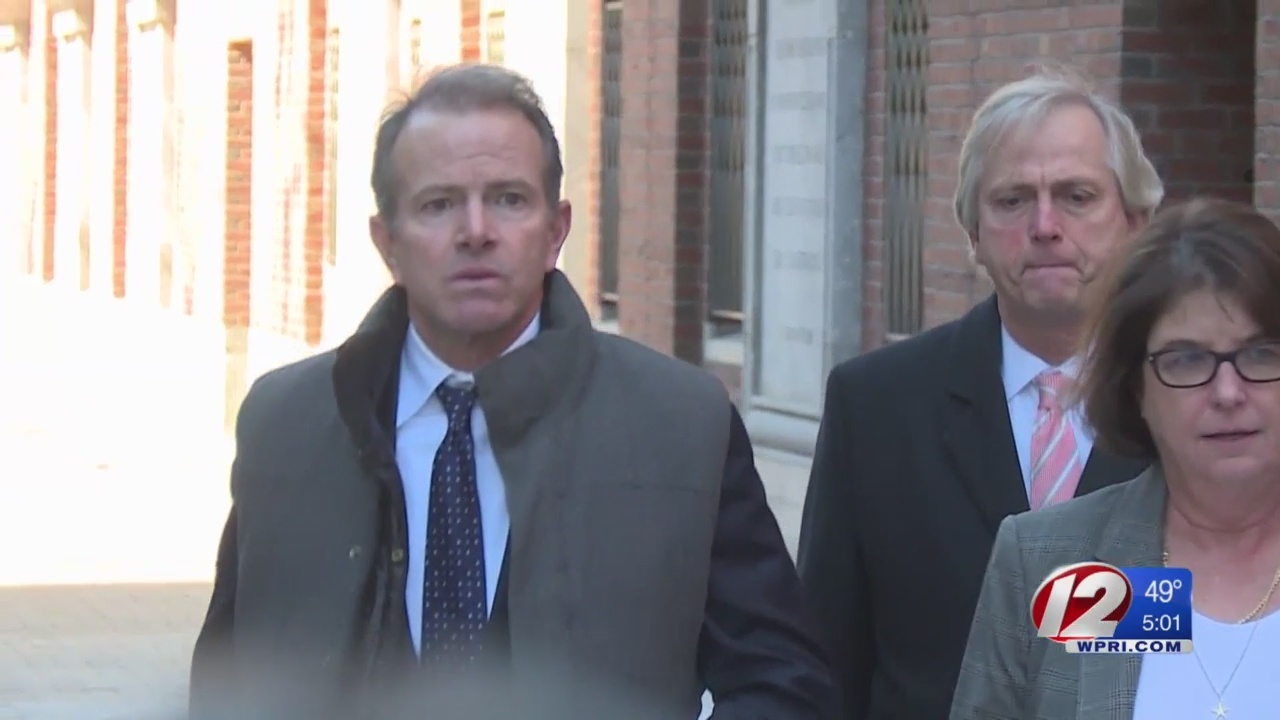 Former URI tennis coach pleads not guilty in bribery scandal