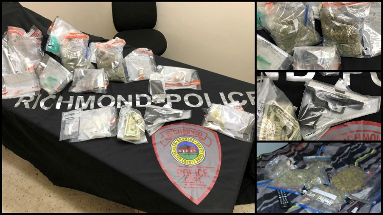 Police: Richmond man sold crack to teen