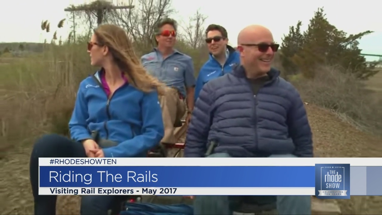 Celebrating Ten Years: RS Throwback - Riding the Rails in Portsmouth