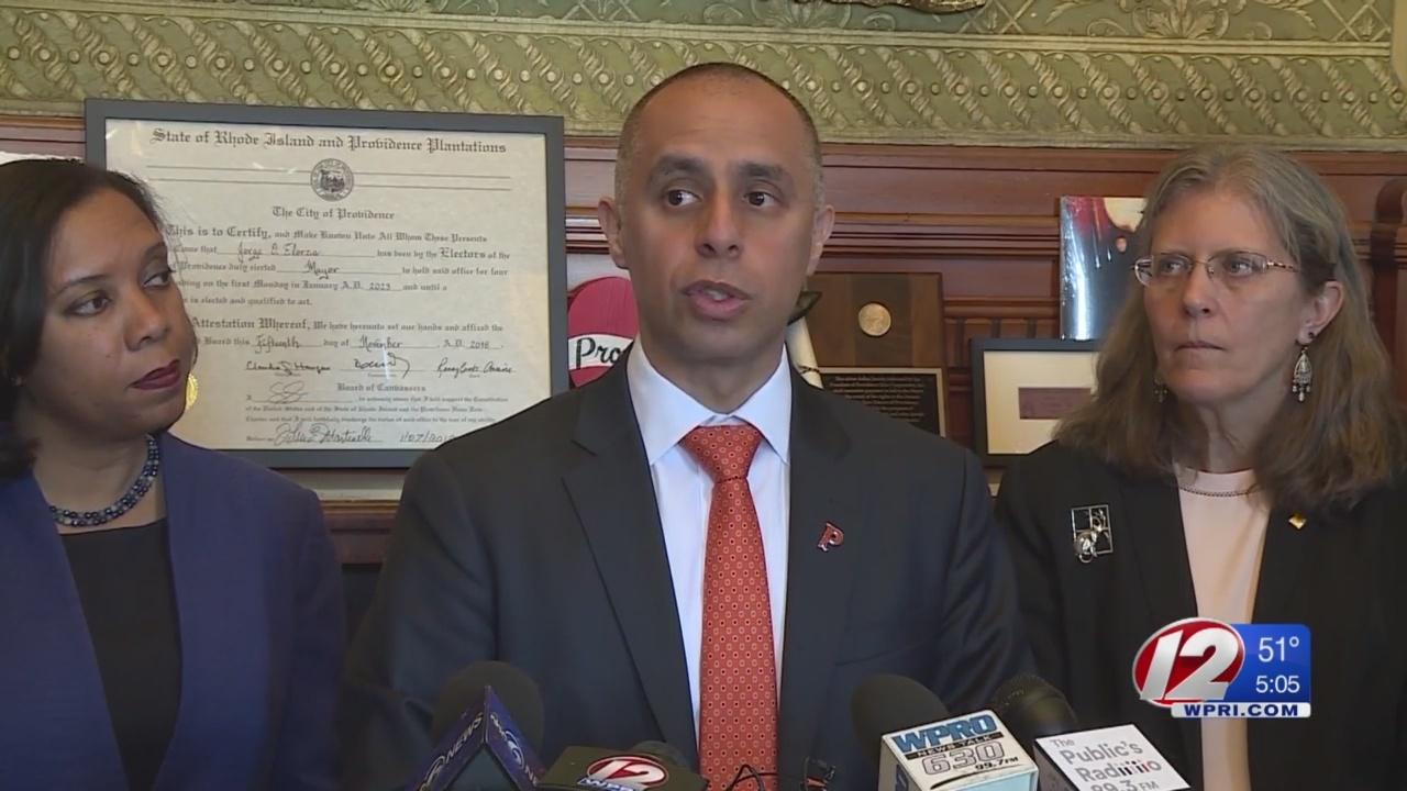 Providence mayor pulls plug on plan to monetize water supply