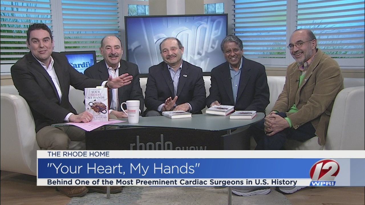 "Talking with Dr. Singh about ""Your Heart, My Hands"""