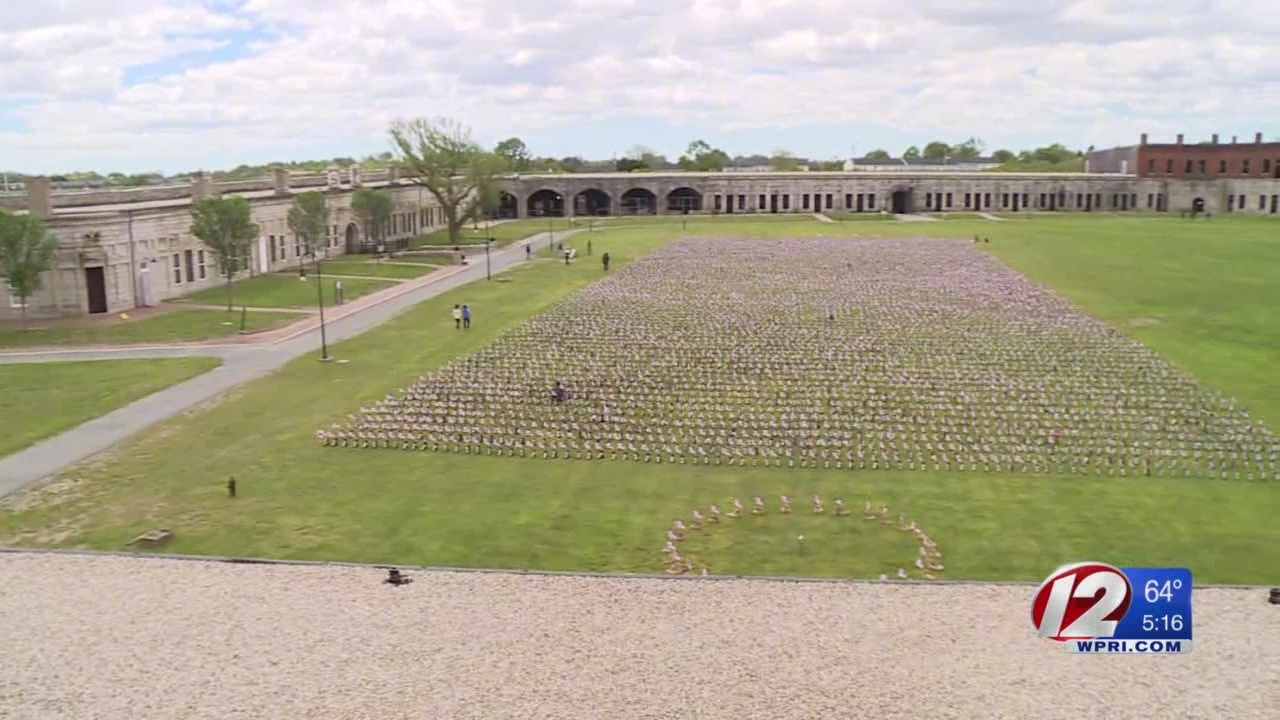 'Boots on the Ground' on display through Memorial Day weekend