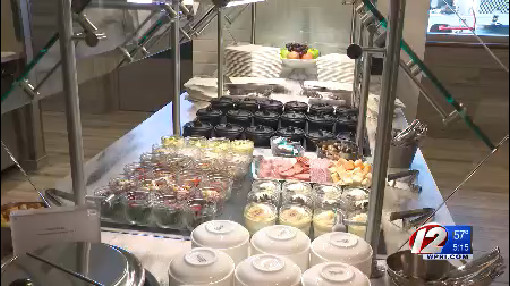New lounge opens at TF Green Airport