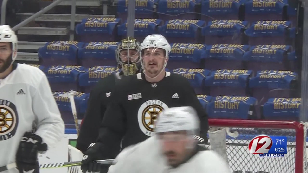 Bruins look to force Game 7 in Stanley Cup Final
