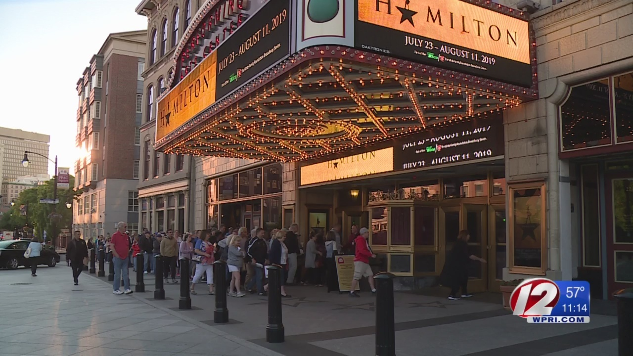 Hamilton tickets draw crowds online and in person to PPAC