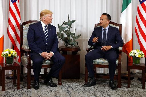 Donald Trump, Leo Varadkar