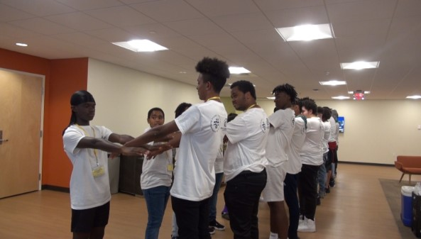Providence mentorship program gets teens ready for school and life.