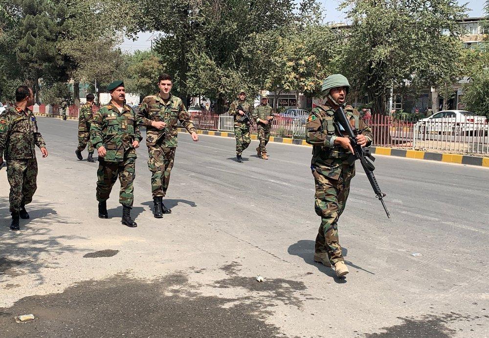 Taliban blast kills US soldier, several civilians in Kabul