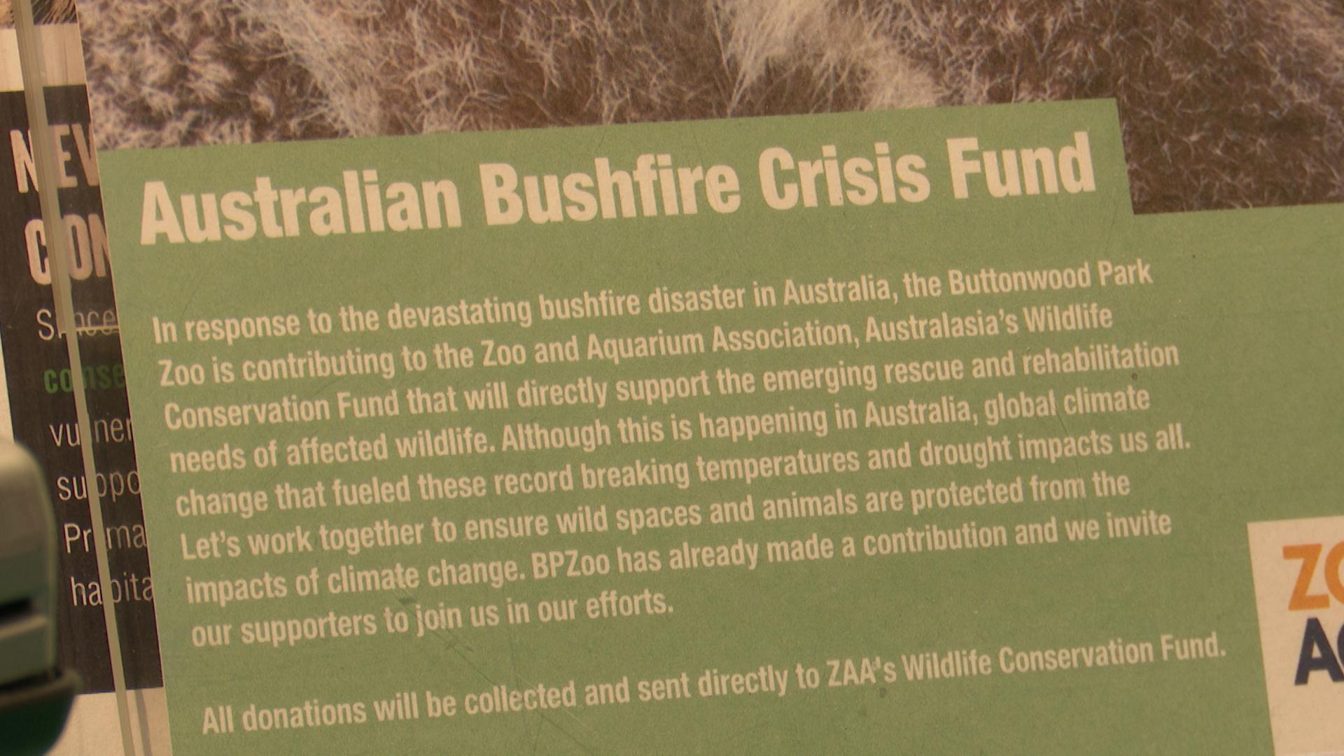 Australian Bushfire Crisis Fund