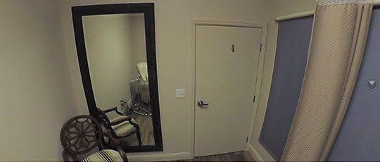 360 Patient Room