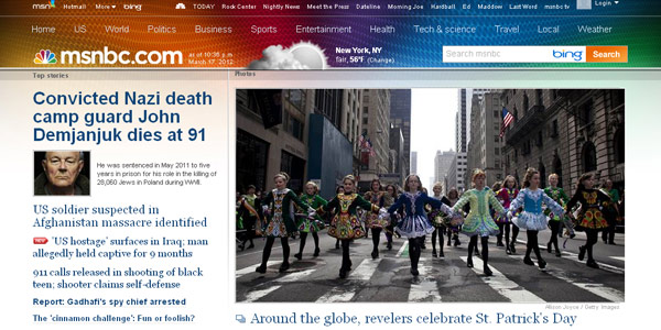 newspaper website themes