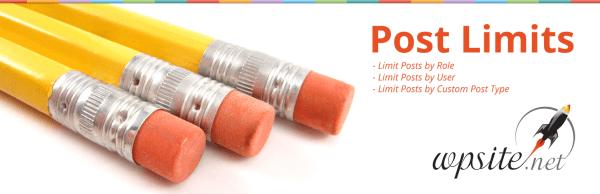 Limit Posts Plugin