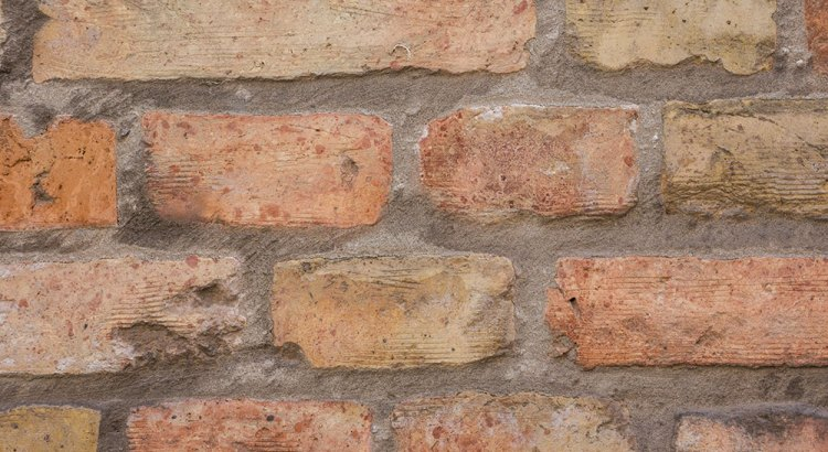 Brick wall -