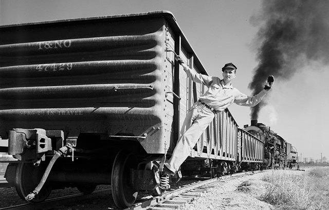 train-guy