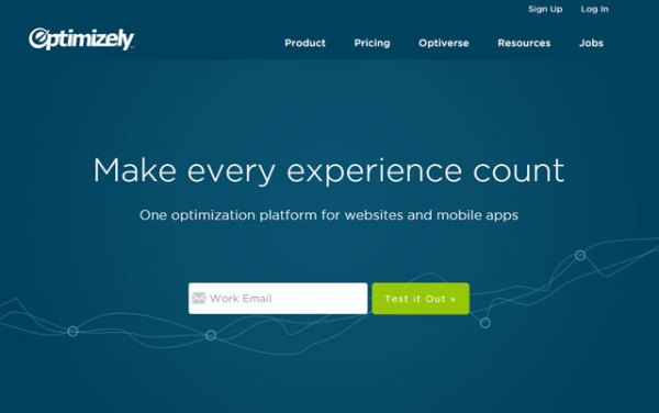 Optimizely--Make-every-experience-count - best tools for a/b testing