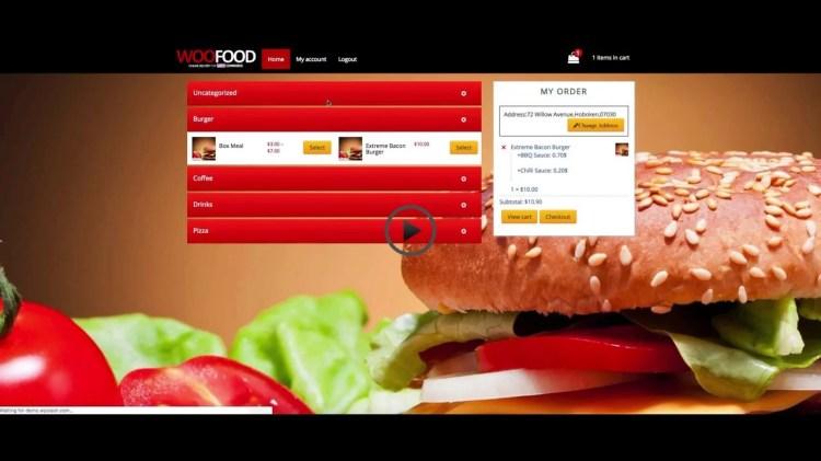 WooFood - Livraison en ligne pour WooCommerce et impression automatique de commandes - 5