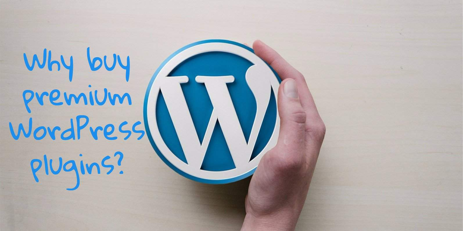 Why buy premium WordPress plugins
