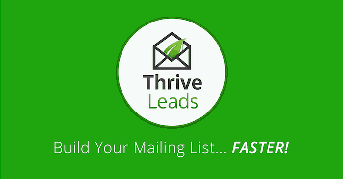 Review : Thrive Leads