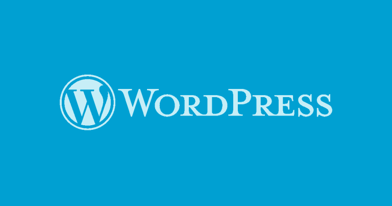 WordPress banner - 5 Reasons Why Your Blog Should Be On WordPress