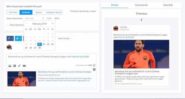 SocialBee vs ContentStudio