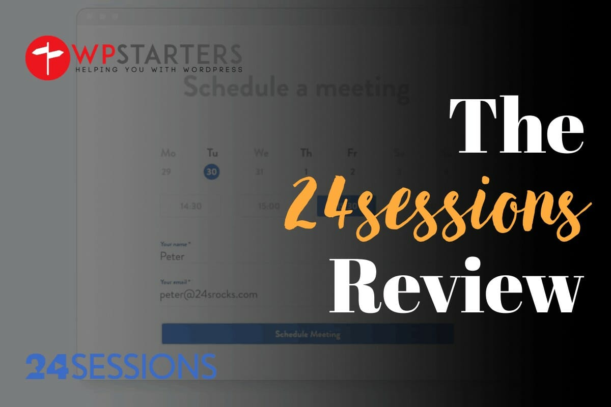 24sessions Review: Customers Schedule Meetings Instantly