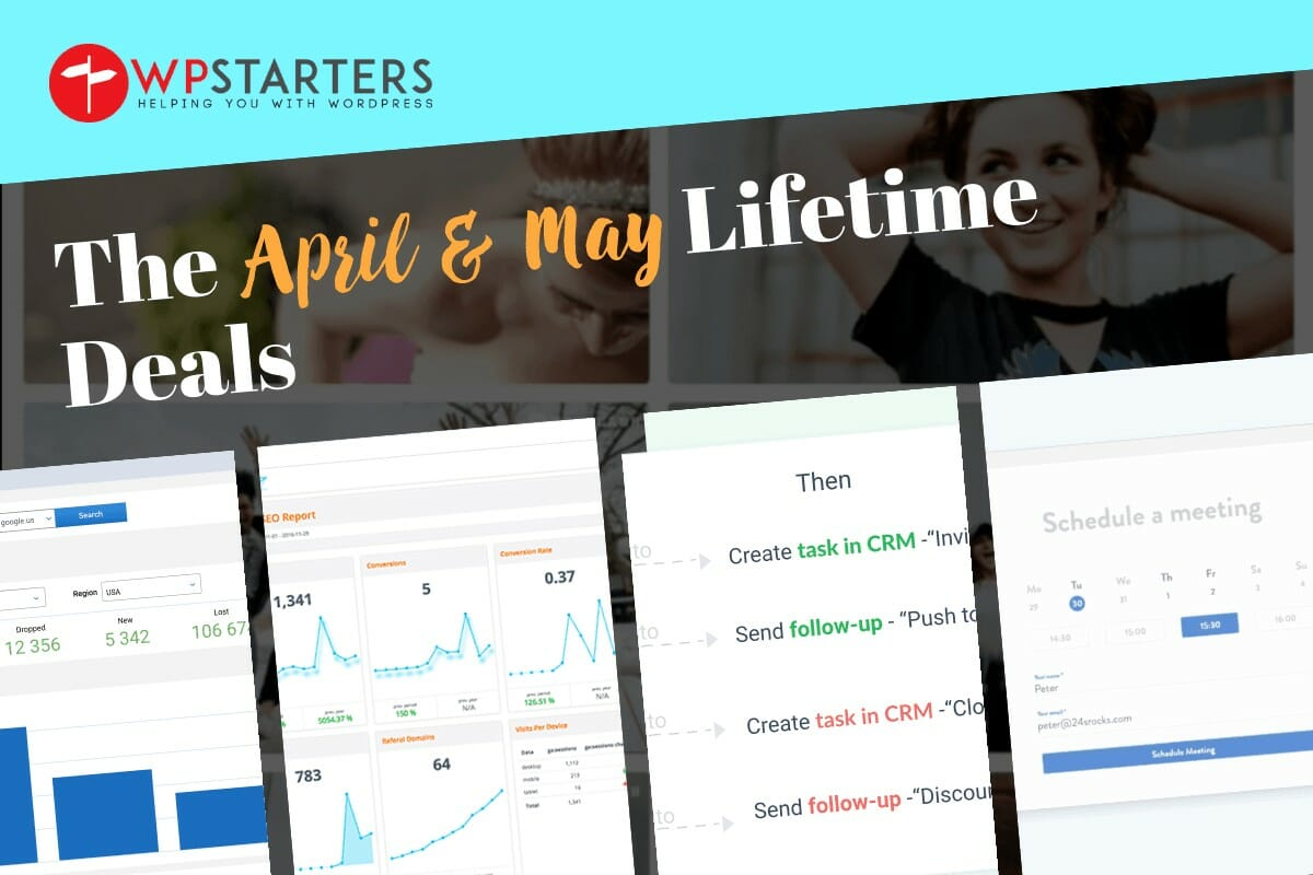 April & May 2018 Lifetime Deals: Great Apps for Life