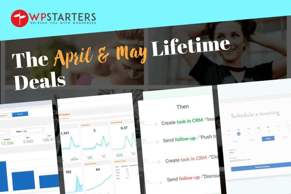 April & May 2018 Lifetime Deals