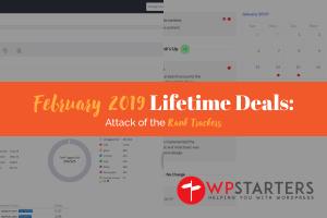 February 2019 Lifetime Deals - Best January 2019 Lifetime Deals