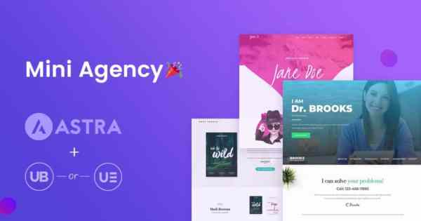 Astra Pro, one of the best themes for WordPress