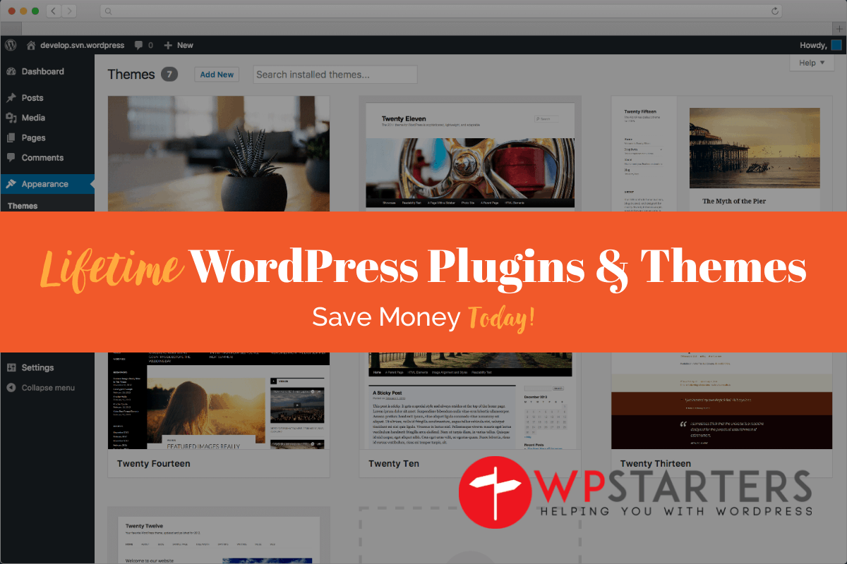 Lifetime WordPress Plugins & Themes 2019