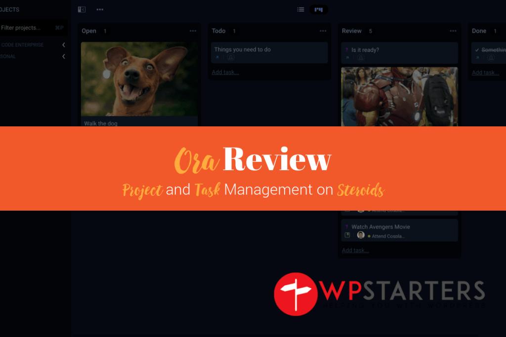 Ora-Review