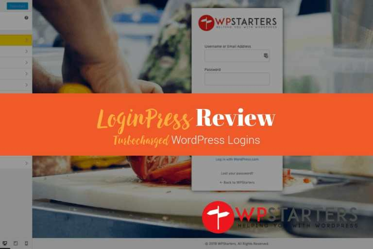 LoginPress Review