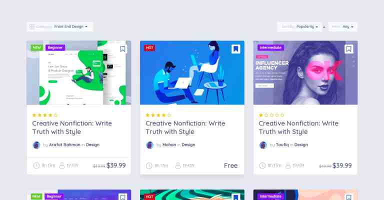 Sell like Udemy and Lynda with Tutor LMS