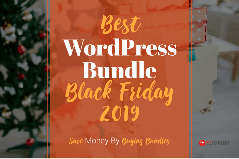 best wordpress bundle black friday deals 2019