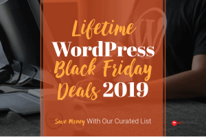Lifetime WordPress Black Deals 2019