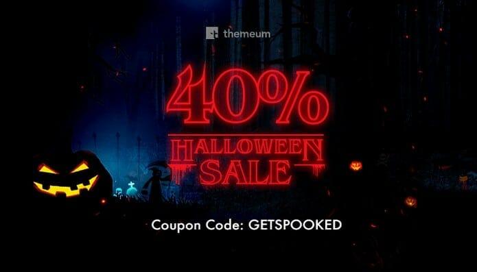 Best WordPress Halloween Deals & Discounts 2019