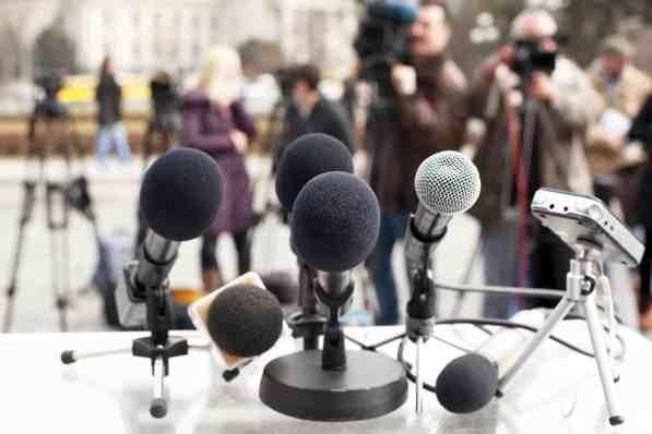 journalist interview