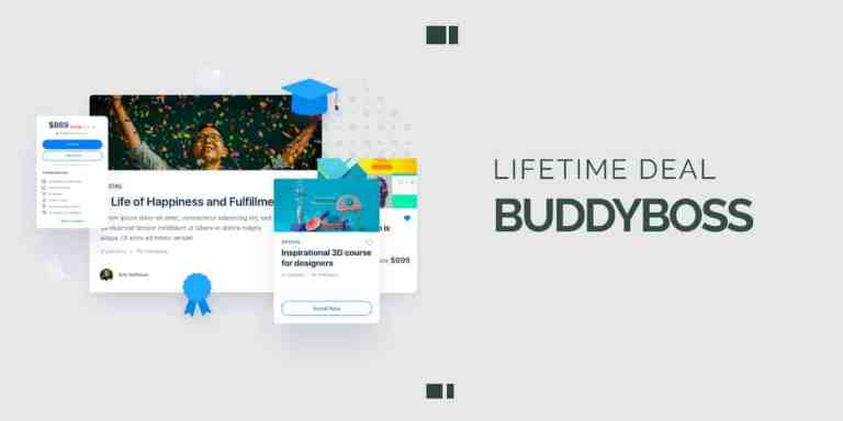 BuddyBoss Lifetime Deal Anniversary 2020
