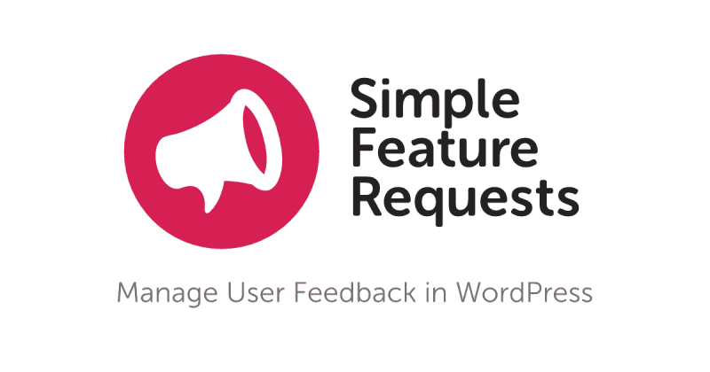 the Simple Feature Requests plugin