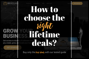 how to choose the right lifetime deals 1