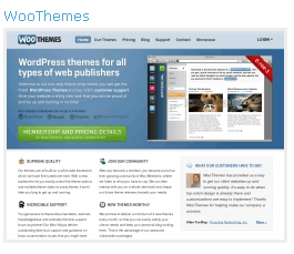 WooThemes On The Commercial GPL Themes Page