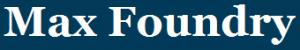 max foundry logo