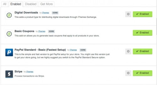 iThemes Launches e-Commerce Plugin – Exchange