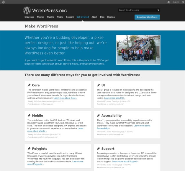 make-wordpress-homepage