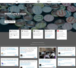 WP Armchair Monitoring WordCamp Europe