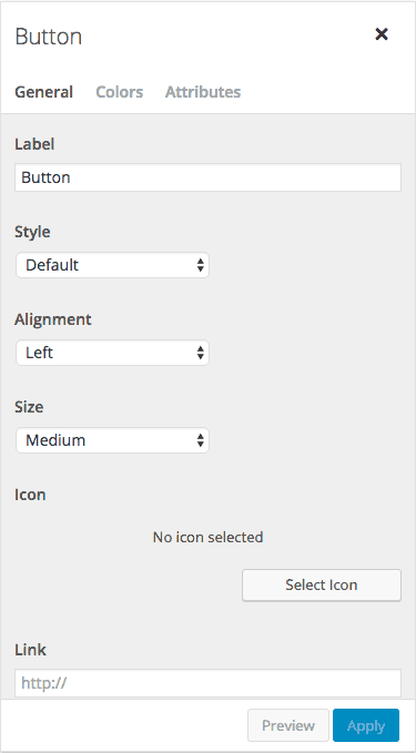 Edit Element (Button)
