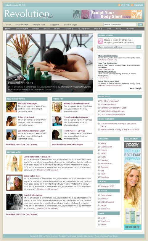 lifestyle-wordpress-theme